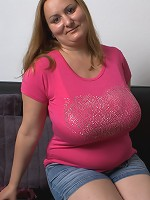 the largest boobs in the world