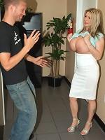 herminie granger showing her boobs