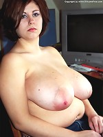 naked women's boobs in public
