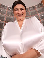 mature women with small boobs