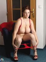 cum on big black boobs