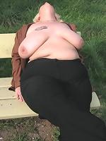 big boobs and booty italia blue
