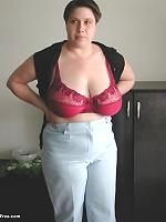 latin woman with big boobs