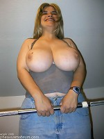 hot blonds with big boobs