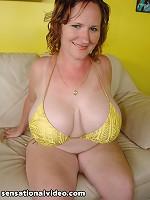 wet bikini babes licking boobs