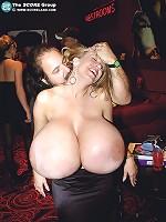 animated avatar girl hiding big boobs