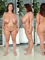 tna divas naked boobs nipples