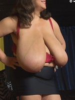 huge boobs in the bush