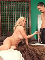 huge boobs and ass tease