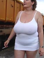 huge boobs fucked hard slutload